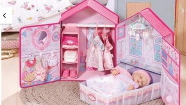 e8bf23ffbd5a9 Best Price on Baby Annabell Bedroom at Very