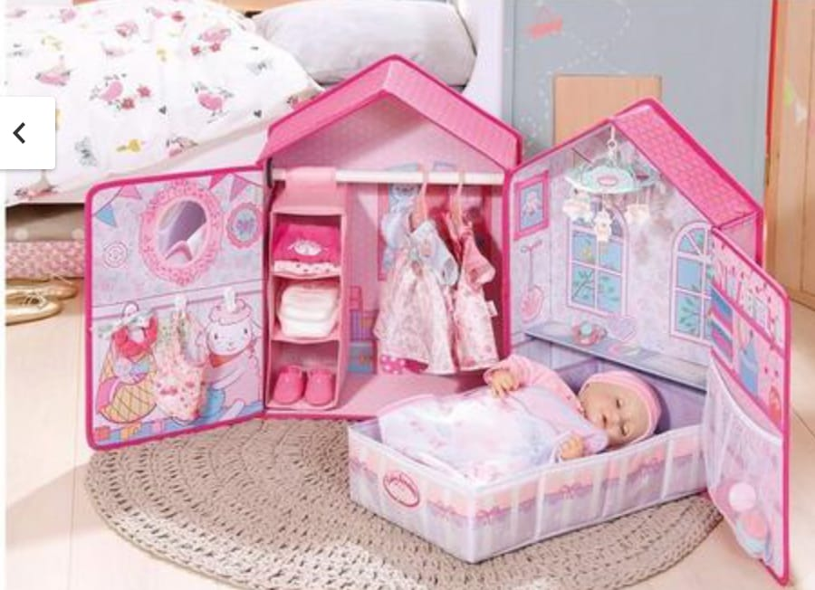 Best Price On Baby Annabell Bedroom At Very Dansway Uk Deals