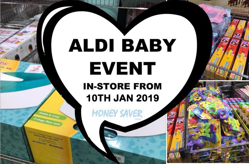 9dcaf65932e5c ALDI Baby and Toddler Event Dates 2019 – Dansway UK Deals