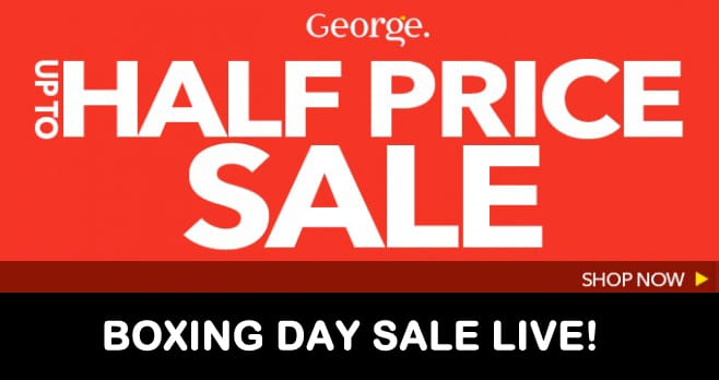 asda george boxing day clothing sale live early dansway. Black Bedroom Furniture Sets. Home Design Ideas