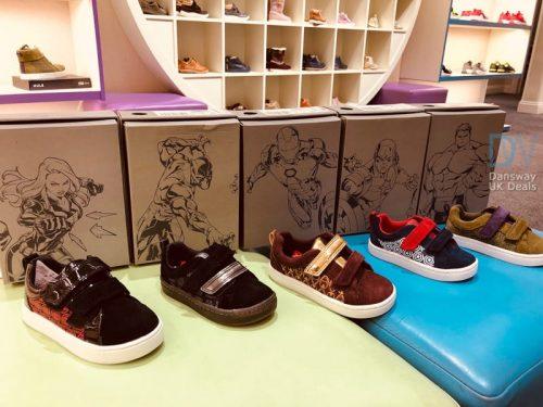 964e3d11 Clarks Marvel Avengers Shoes On Sale – Dansway UK Deals