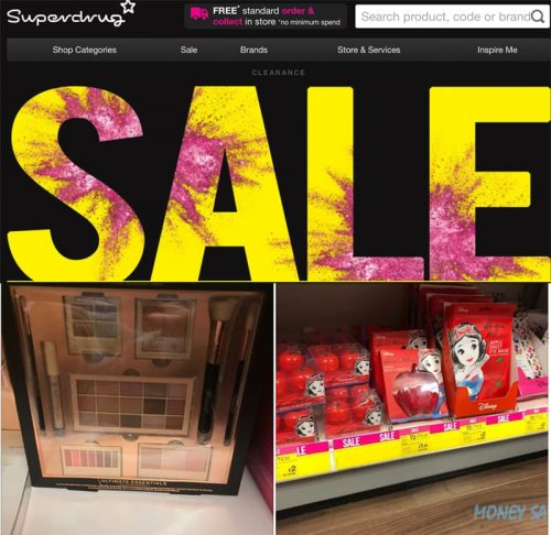 Superdrug Perfume and Makeup Clearance Sale – Dansway UK Deals